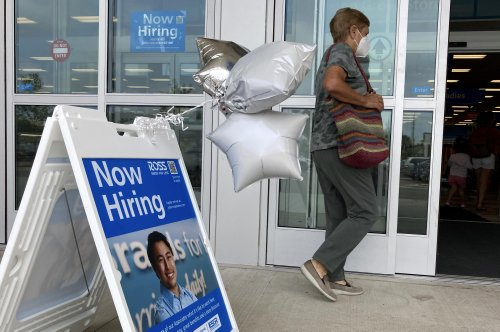 US hiring surges in July, but the variant is the wild card