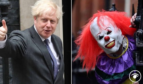 Boris Johnson slammed as an 'embarrassing buffoon' and a 'clown' by his former deputy