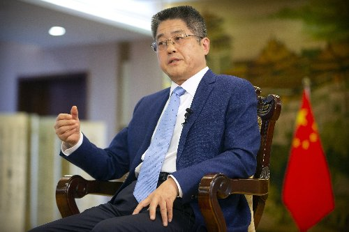 AP Interview: Beijing says US 'too negative' toward China