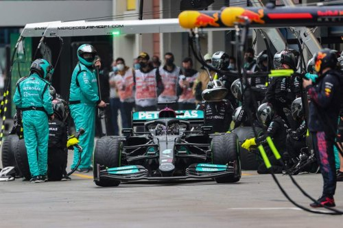 Our verdict on the Mercedes pit call that angered Hamilton - The Race