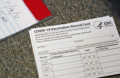 California offers digital record of coronavirus vaccination