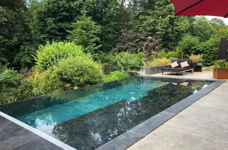 Grand-Parisien, loue piscine à l'heure ou à la demi-journée