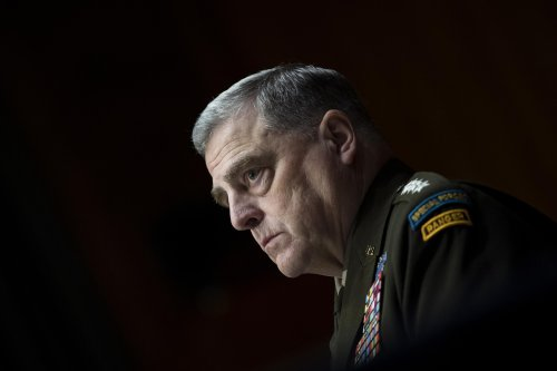 Gen. Milley: Whisperer to presidents, target of intrigue