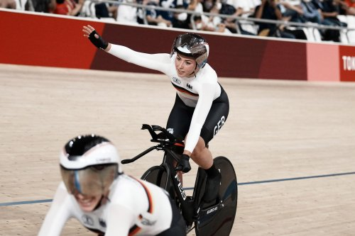 Germany, Netherlands beat Brits to win track cycling golds