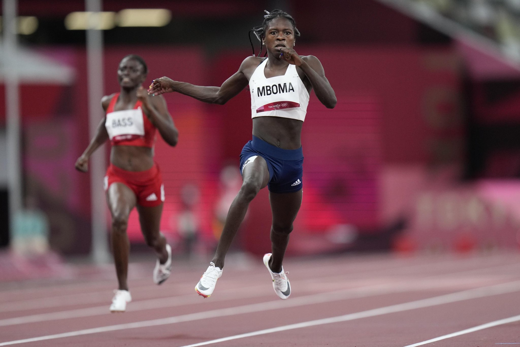 Teenagers make 200 final in Olympic testosterone controversy
