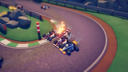The unique racing game genre with huge potential - The Race