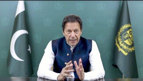 Imran Khan paints Pakistan as victim of US ungratefulness