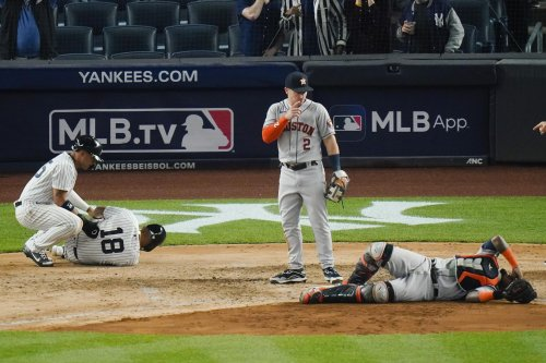 Salty fans, hot Yankees greet Astros in return to Bronx