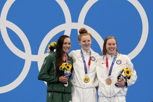 Roundup of Olympic gold medals from Tuesday, July 27