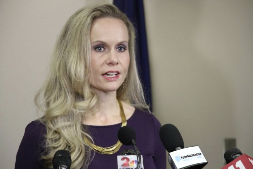 Republican announces run for Murkowski's Alaska Senate seat
