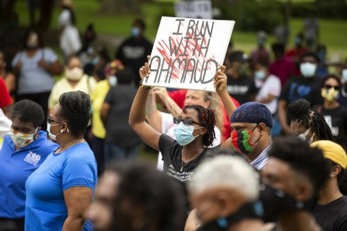 In trial over Arbery death, racial reckoning looms large