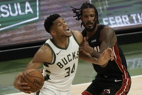 Playoff rematch with Heat offers extra motivation for Bucks