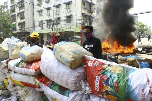 Funerals become scenes of Myanmar resistance, more violence