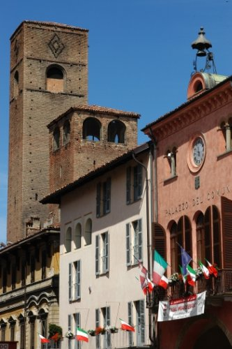 Alba and Langhe: Medieval Itineraries