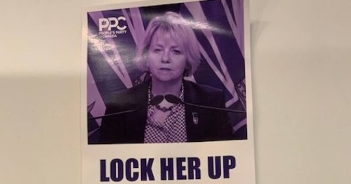 People's Party of Canada candidate in Vancouver calls for immediate arrest of Dr. Bonnie Henry