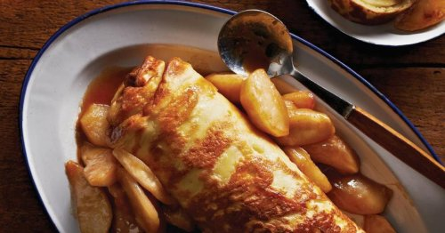 Brunch recipe: How to make pannukakku, or Finnish oven pancakes