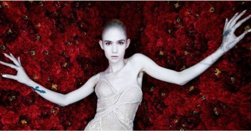 Grimes poised to cash in big time as her partner of three years Elon Musk announces the couple is semi-separated