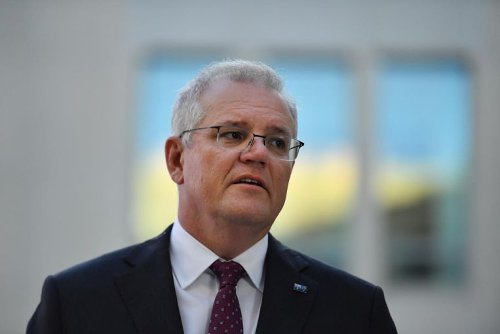 Australian PM Morrison stands by 'one country' remark on China, Taiwan