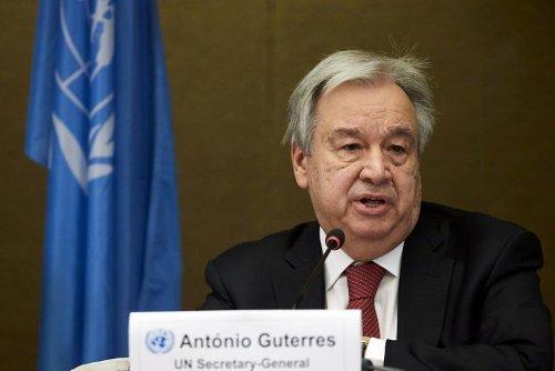 UN chief Antonio Guterres calls on global funding agencies to shun fossil fuels