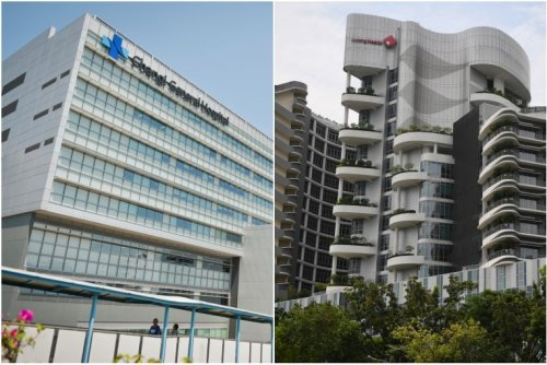 Ng Teng Fong, Changi General Hospital take precautions after staff test positive for Covid-19