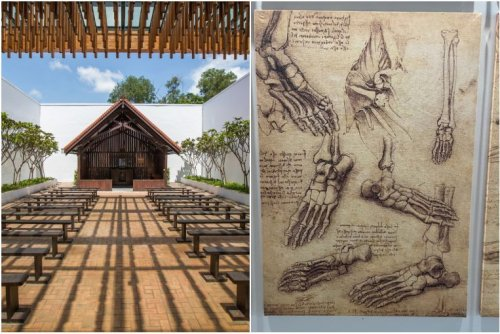 Arts Picks: Revamped Changi Chapel, Da Vinci's inventions recreated at Science Centre