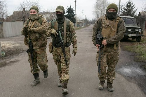 Russia, Ukraine hold military drills, Nato criticises Russian troop build-up