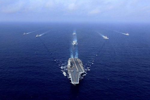 China's increased military drills near Taiwan take aim at Washington audience