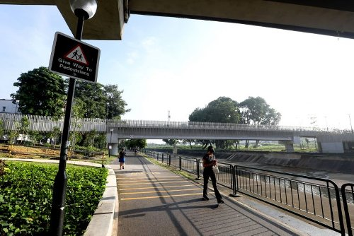 New bridge in Yew Tee offers another access point to Rail Corridor