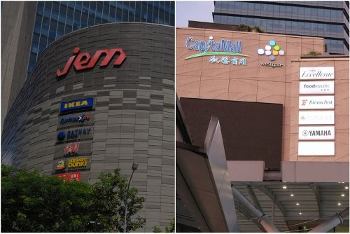 4 Covid-19 cases linked to Jem and Westgate, forming new cluster in S'pore