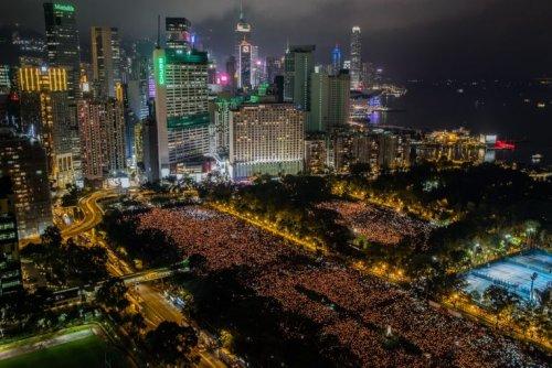 Group behind Hong Kong's annual Tiananmen vigil disbands amid probe