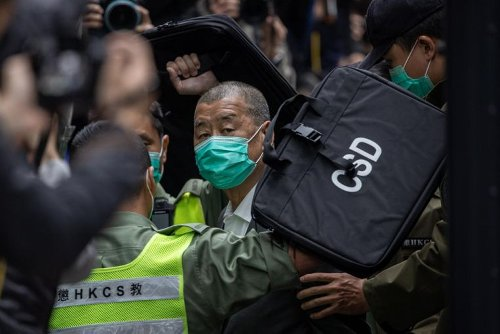 US condemns sentencing of Hong Kong activists on 'politically motivated' charges