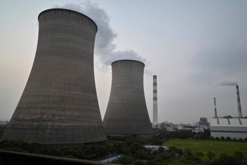 China releases long awaited top level climate policy document