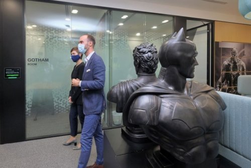 WarnerMedia opens regional hub in Singapore