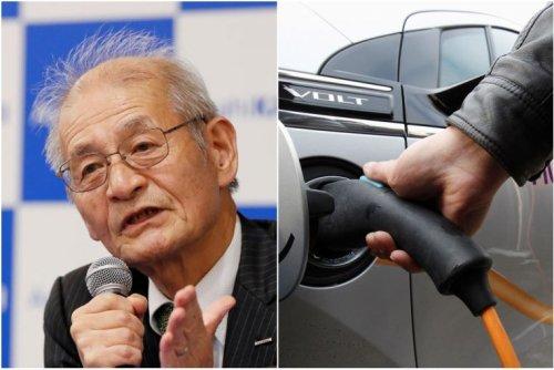 Lithium-ion battery pioneer Akira Yoshino on future of electric vehicles