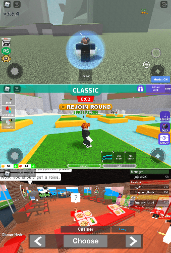 The Roblox Microverse