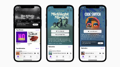 Podcast Subscriptions vs. the App Store