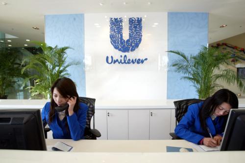Unilever redistribue ses budgets, Havas gagne la France - Stratégies