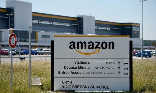 Amazon va investir 250 millions d'euros à Metz - Stratégies
