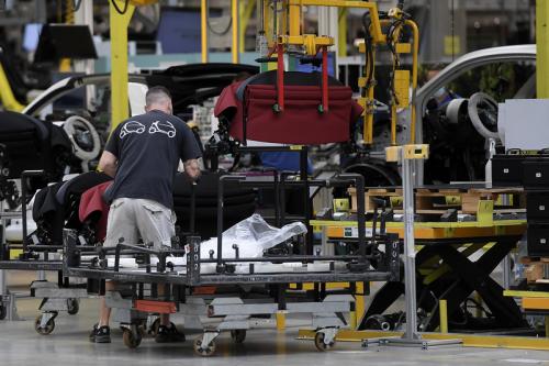 Pénurie de puces : le marché automobile européen s'écroule - Stratégies