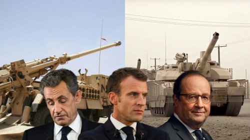 La France, fournisseur d'armes officiel des pires dictatures