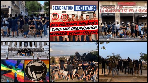 À Lyon, l'extrême droite fait régner la terreur