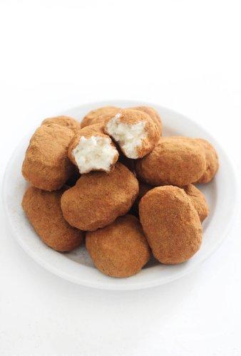 Irish Potato Candy (Vegan, Gluten-Free)