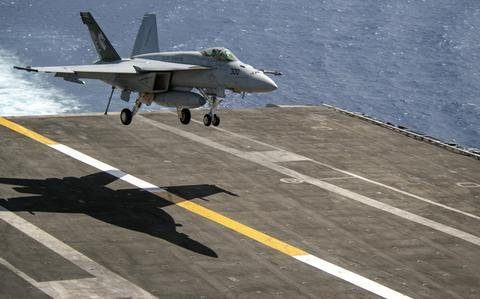 Carl Vinson strike group returns to South China Sea with Japanese helicopter carrier