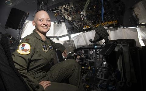 Nevada Air National Guard has first female instructor pilot