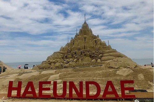 Haeundae Sand Sculpture Exhibition through May 9