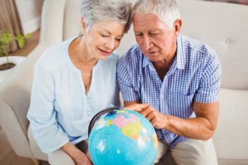 Vaccinated seniors find joy in planning travel again