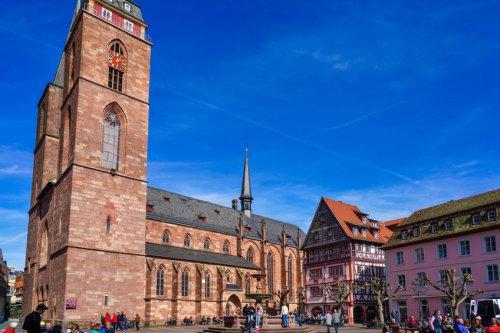 Germany day trip: Neustadt an der Weinstraße