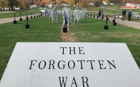 US Army Airborne and Special Operations Museum to put 'The Forgotten War' on display