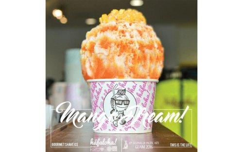Only on Guam sweets and treats: Hafaloha