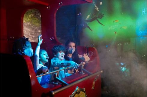 Theme parks dreaming up ways to delight future visitors